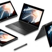 Wśród nowych laptopów firmy Dell możemy znaleźć model Latitude 5290